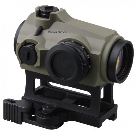Red Dot Sight Vector Optics Maverick 1x22 SOP Gen3