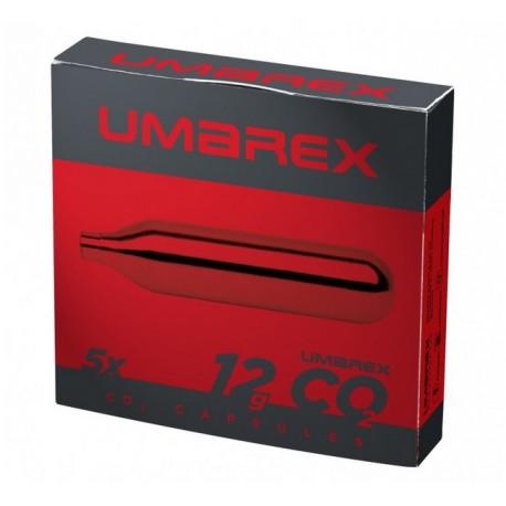Ricariche Co2 Confezione 5 Pezzi Umarex