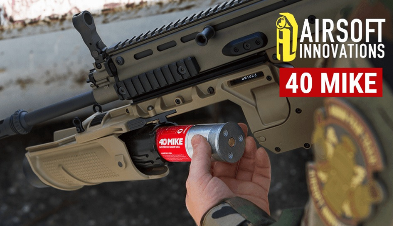 40 Mike Airsoft Innovations
